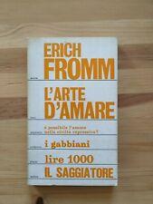 Erich Fromm - L'Arte D'Amare
