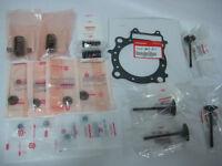NEW 2010 2011 HONDA CRF250R CRF250 COMPLETE OEM VALVE KIT W/GASKET