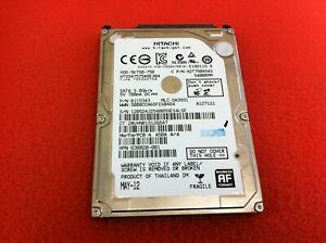"Hitachi HTS547575A9E384 750GB 5400RPM 2.5"" SATA Laptop Hard Drive - HD1426"