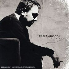 JEAN GUIDONI - TRAPEZE NEW CD