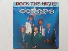 EUROPE Rock the night 650171 7
