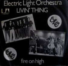 "7"" 1975 NL-Press!!! Electric Light Orchestra: LIVIN 'THING/MINT -? \"