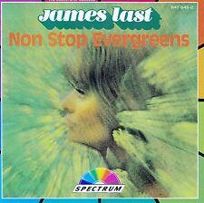 James Last: Evergreens non stop Dancing/CD (spectrum Music 847 645-2)
