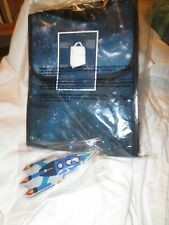Nwt Pottery Barn Gear Up Galaxy Carryall Lunch Bag With Ice Pack