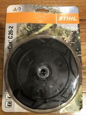 New listing Genuine STIHL AutoCut C26-2 Head 4002 710 2169 OEM FS55 111 FR FSA FS-KM Trimmer