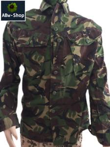 Britische Feldbluse (DPM Combat Lightweight) Armee Outdoor ähn Bundeswehr selten