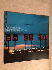 DEPECHE MODE 2 CD THE SINGLES 86 98 ONLY WHEN I LOSE MYSELF CDMUTEL5 1998