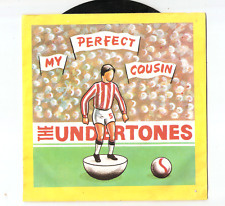 THE UNDERTONES My Perfect Cousin 7/45 NMINT PORTUGAL '80 RARE UNIQUE PS PUNK