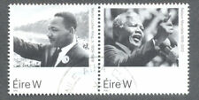Ireland-International Statesmen-Nelson Mandela/Martin Luther King 2018 f.used