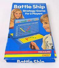 Vintage Travel Battleship Strategy Board Game