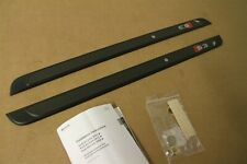 Audi S3 8V Carbon Effect Sill Trims With S3 Logo 8V0071300A New Genuine Audi kit