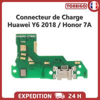 Connecteur de charge HUAWEI Y6 2018 charging nappe port  jack micro alimentation