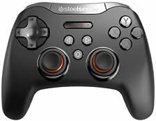 SteelSeries Stratus XL, Windows + Android, Samsung Gear VR, HTC Vive, and Oculus
