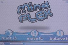 Mattel Mind Flex Electronic Game Mental Mind Control Brain Wave Telekinesis
