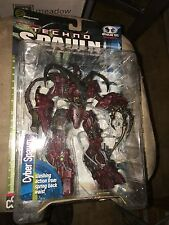 New McFarlane Techno Cyber Spawn Series 15 Red Variant Edition Figure