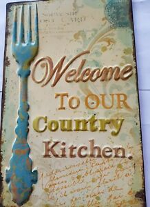 Welcome to our country kitchen new ( last one )