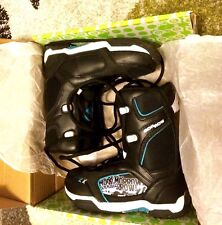 Morrow Snowboard Boots. Youth 4. MSRP $99.95 Mint Cond!