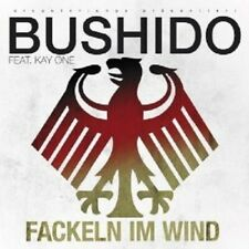 "BUSHIDO FEAT KAY ONE ""FACKELN IM WIND 2010"" CD SINGLE"