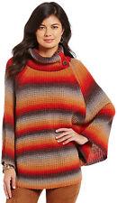 Democracy🌼 NWT $98 Woman's Sweater, Poncho, Top SZ:1X