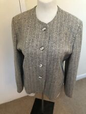 Triona Of Donegal Tweed Jacket Size 16