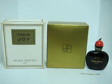 Jean Patou Joy 7.5 ml 1/4 oz pure parfum perfume 19Dec81-T
