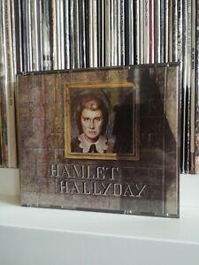 Johnny Hallyday Hamlet CD 1991 original
