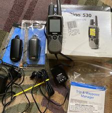 Garmin Rino 530 Handheld GPS Navigator 2-Way Radio