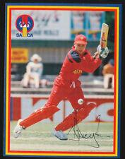 Single Cricket Trading Cards