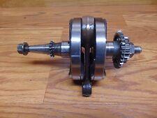 2004 Yamaha YZ250F Crank Shaft Crankshaft Shafts Rods CORE (need change bearing)