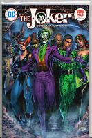 THE JOKER 80TH ANNIVERSARY SPECIAL (Jim Lee Variant) COMIC BOOK ~ DC