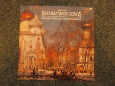 ELISABETH SODERSTROM LP Rachmaninov Songs Volume Five - London OS-26615