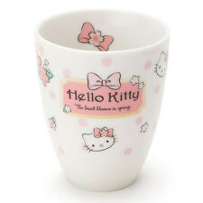 Hello Kitty Tea Cup Sushi Mug Sakura 2017 Sanrio Japan