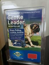 Gentle Leader Large Dog XL Headcollar, Includes Training DVD, Stops Pulling, New