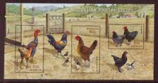 Sellos de Australia y Oceanía, pájaros
