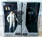 D23 Expo Disney 2017 Star Wars Princess Leia and Darth Vader Action Figures