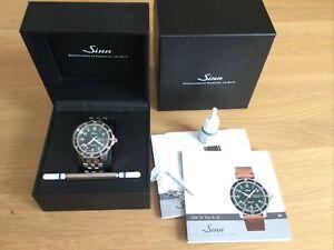 Sinn 104 St Sa A G Limited Edition Mens Watch