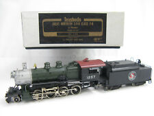 PFM Crown Tenshodo #158 HO Brass Great Northern GN 2-8-0 F-8 Locomotive #1257