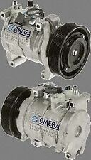 Omega Environmental Technologies 20-21505AM New Compressor And Clutch