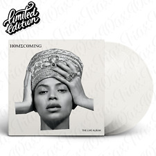 Beyonce - Homecoming [3LP] Vinyl Limited Edition Import White Vinyl Variant