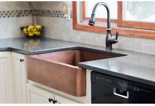 Copper Farmhouse Apron Bathroom Sinks For Sale Ebay