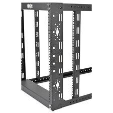 """Tripp Lite 12u 4-post Open Frame Rack Cabinet Floor Standing 36"""" Depth - 19"""" 12u"""