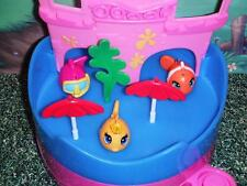 Fin Fin Friends Caribbean Castle Swimming Pool fits Loving Family Dollhouse Doll