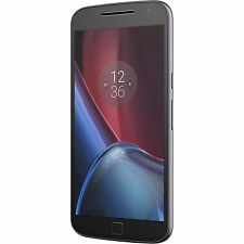 "NEW Motorola Moto G Plus XT1644 4th Gen. 16GB 5.5"" Smartphone (Unlocked Black)"