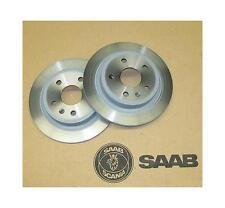 Bremsscheibe Bremsscheiben Original SAAB / brake disc brake discs genuine SAAB