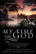 My Time with God : 15 Minute Devotions for the Entire Year by Thomas Nelson...