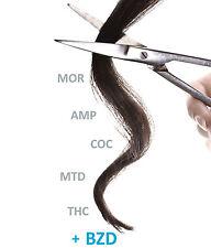 Haaranalyse MPU Drogenscreening - forensisch zugelassener Abstinenznachweis