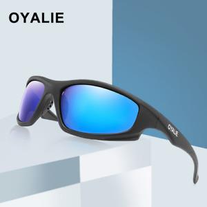 Men Women Polarized Sport Sunglasses Driving Riding Outdoor Fashion Glasses Hot