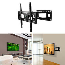 "Full Motion Articulating TV Wall Mount for 37-70"" LED, LCD, Plasma TVs -iMounTEK"