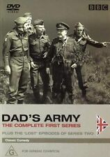 Dad's Army Series 1 First + Lost Eps of Series 2 (DVD 2-Disc Set) BBC FREE POST