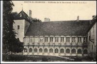 ~ 1920 CPA Nuits-St. Georges Chateau Berchère Schloss